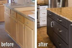 Ann Arbor Kitchen Cabinet Refacing